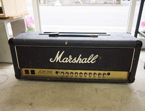 Marshall JCM900、JCM800強化買取中!