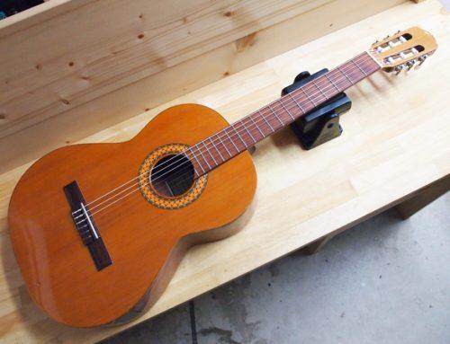 東京都のお客様から【Antonio Sanchez S-20 クラシックギター】を買取させて頂きました。