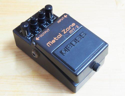 茅ヶ崎市のお客様よりBOSS MT-2を買取させていただきました。