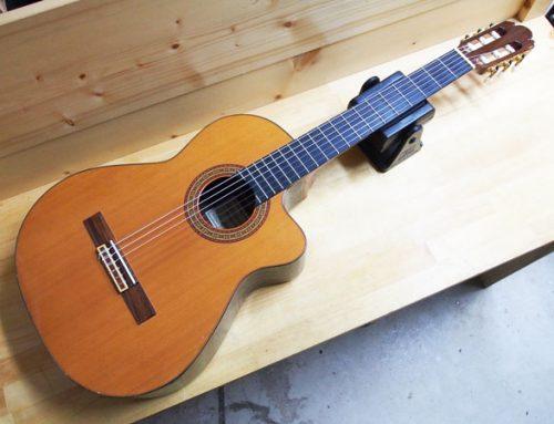 鎌倉市にて中古クラシックギター、Antonio Sanchez 3400を買取させていただきました。