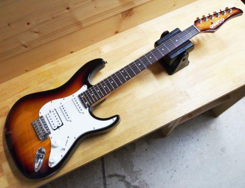 座間市のお客様より中古エレキギター「Greco WS101 SH」を買取させていただきました。