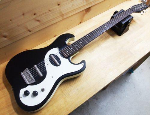 茅ヶ崎市のお客様より、エレキギター「Danelectro Dano 63 Baritone Guitar」を買取させて頂きました。