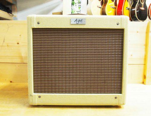 鎌倉市のお客様より中古ギターアンプ「HISTORIQUE GUITARS HG-AMP II」を買取させて頂きました。