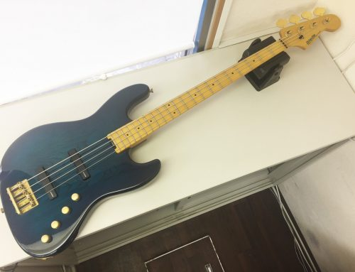 東京都葛飾区のお客様より中古ベース、Blade LEVINSON B2を買取させていただきました。