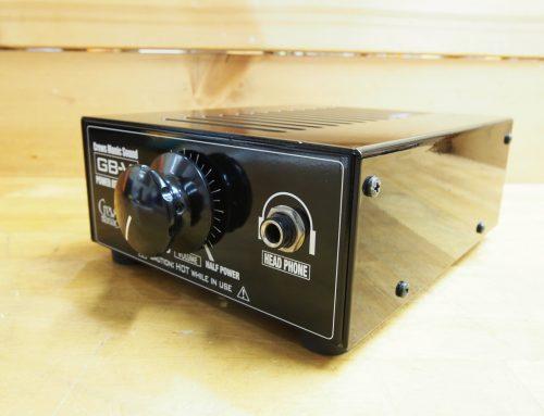 鎌倉市のお客様より中古パワーアッテネーター「Crews Maniac Sound GB-VI」を買取させて頂きました。