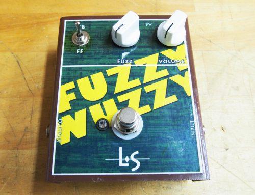 東京都狛江市のお客様より中古エフェクター「LS Effects Fuzzy Wuzzy」を買取させていただきました。