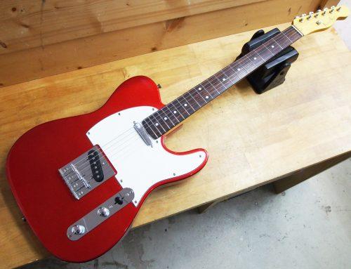 平塚市のお客様より中古エレキギター「Photogenic TCL-270」を買取させていただきました。