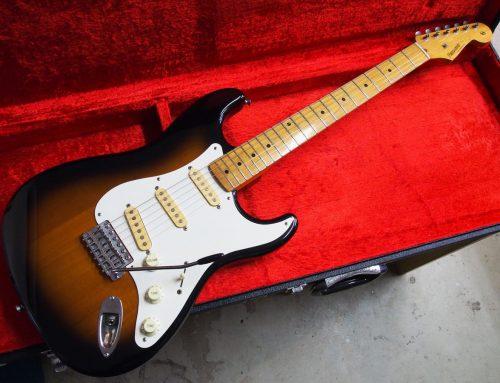寒川町のお客様より中古エレキギター「FERNANDES THE REVIVAL R8 ストラトタイプ」を買取させていただきました。