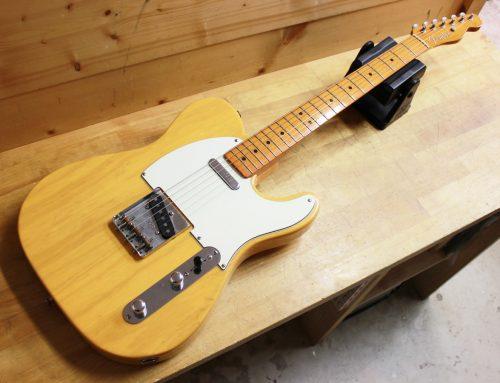 茅ヶ崎市のお客様より中古エレキギター「Fender American Vintage '52 Telecaster」を買取させて頂きました。