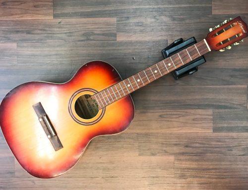 東京都足立区のお客様より中古ダイナミックギター「Kawai M-36」を買取させていただきました。