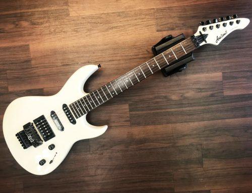 東京都江戸川区のお客様より中古エレキギター「Aria Pro Ⅱ VA-353」を買取させていただきました。