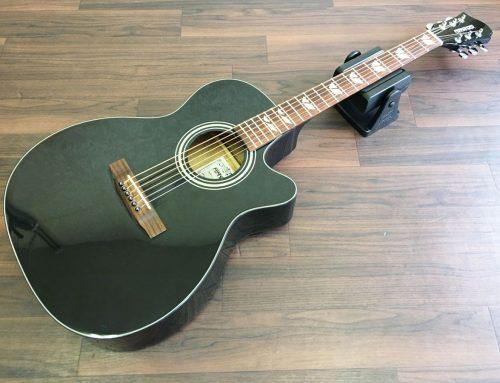 東京都葛飾区のお客様より中古アコースティックギター「FERNANDES PD-16C BLK」を買取させていただきました。