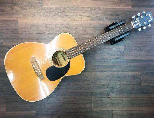 東京都江戸川区のお客様より中古アコースティックギター「Morris F-10」を買取させていただきました。