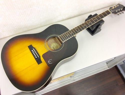 東京都江戸川区のお客様より中古アコースティックギター「Epiphone AJ-220S/VS」を買取させていただきました。