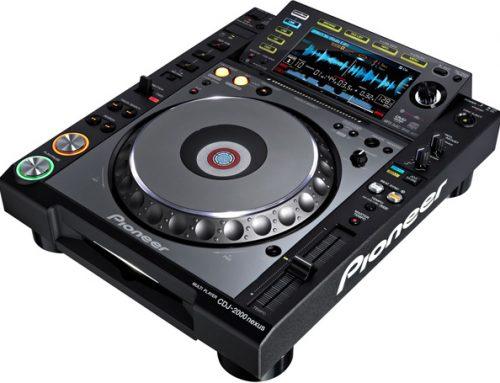 PioneerのCDJ、DJミキサーの買取強化中!
