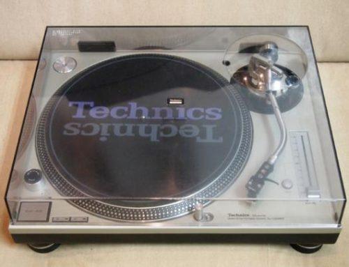藤沢市辻堂のお客様からTechnics SL-1200 MK5 を出張買取致しました。