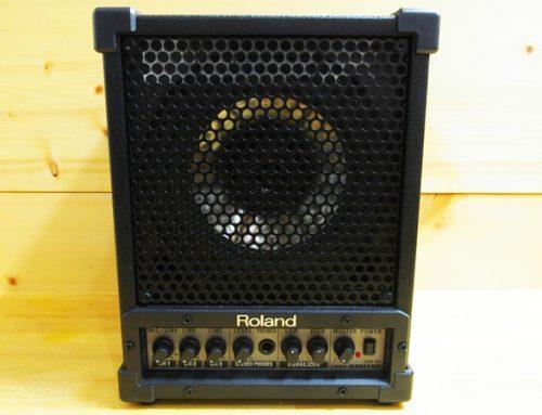 座間市のお客様より中古ミニエレアコ「Roland CM-30」を買取させていただきました。