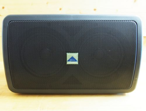 藤沢市のお客様より「ALTO PBM4D ミキサー内蔵スピーカー」を買取させて頂きました。