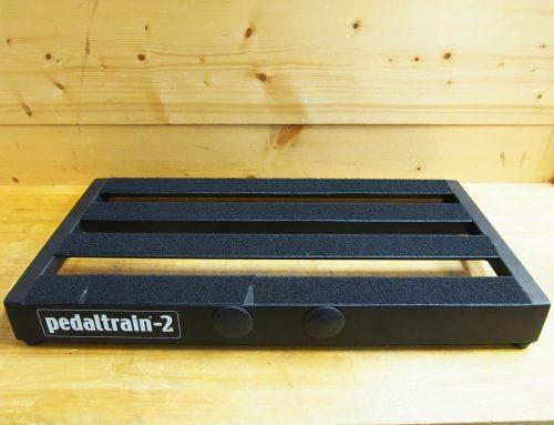 茅ヶ崎市のお客様より中古エフェクターボード「Pedaltrain PT-2-SC」を買取させていただきました。
