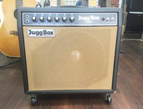 東京都葛飾区のお客様より中古アンプ「Jugg Box One」を買取させていただきました。