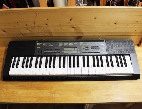 平塚市のお客様より中古キーボード「CASIO CTK-2200」を買取させて頂きました。