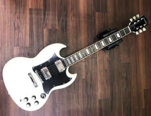 東京都江戸川区のお客様より中古エレキギター「Grass Roots G-SG-47L」を買取させていただきました。