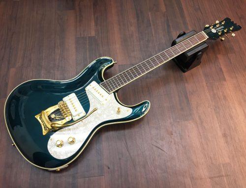 東京都墨田区のお客様より中古エレキギター「Mosrite '63 Reissue」を買取させていただきました。
