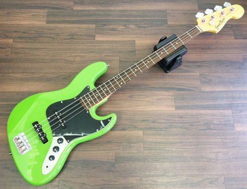 東京都台東区のお客様より中古ベース「Grass Roots Jazz Bass」を買取させていただきました。