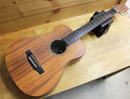 東京都港区のお客様より中古アコースティックギター「Martin LXK2 Little Martin」を買取させていただきました。