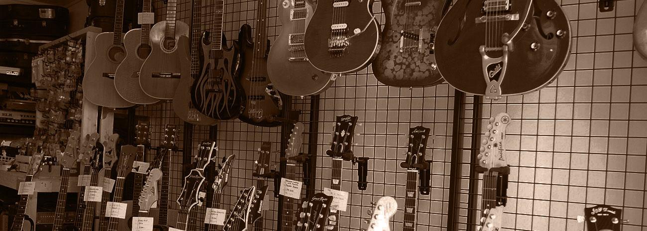 ギター背景