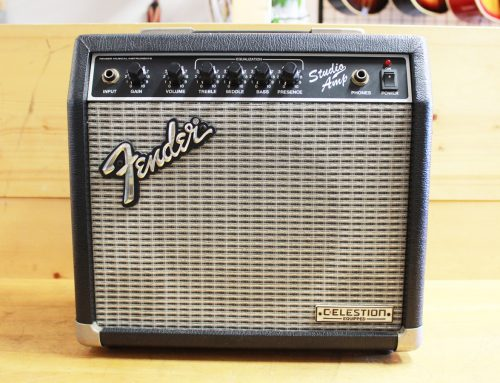 【中古ギターアンプ買取・寒川町】Fender ST-15CE