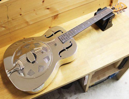 【中古リゾネーターギター買取・滋賀県大津市】Epiphone Dobro Hound Dog M-14