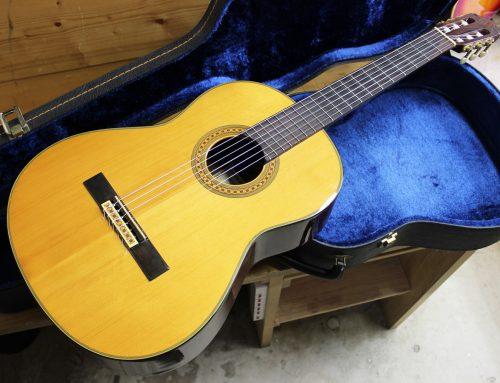 【中古クラシックギター買取・厚木市】YAMAHA GC-30