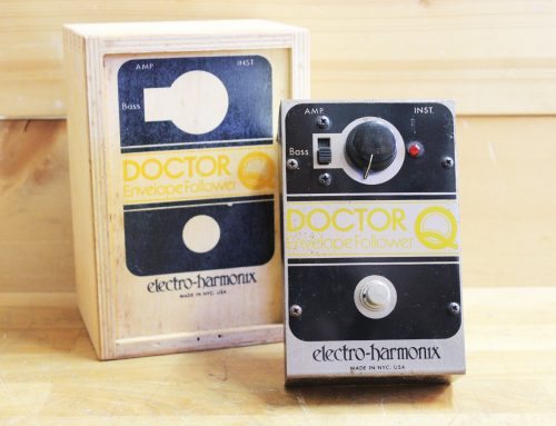 【中古エフェクター買取・厚木市】electro-harmonix Doctor Q Envelope Follower