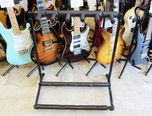 【中古ギタースタンド買取・厚木市】RockStand RS20881B/1FP 5本掛けギタースタンド ラッカー対応
