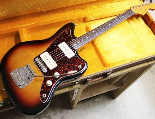 【中古エレキギター買取・鎌倉市】Fender USA American Vintage '62 Jazzmaster 2006年製