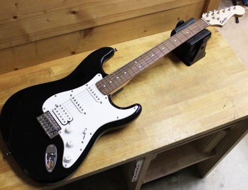 【中古エレキギター買取・寒川町】Squier by Fender Bullet Strat SSH仕様