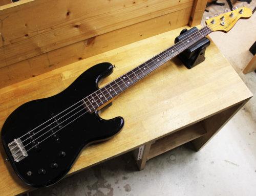 【中古エレキベース買取・寒川町】Fender Japan PJ-455 PJタイプ